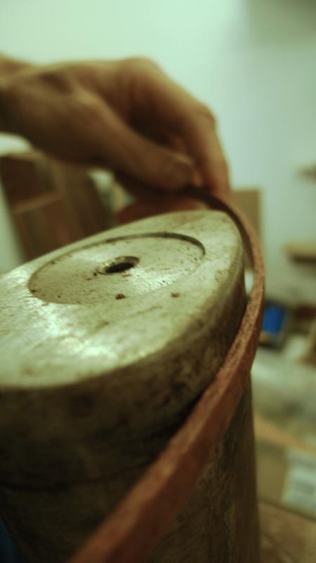 bending iron, montgomery guitars