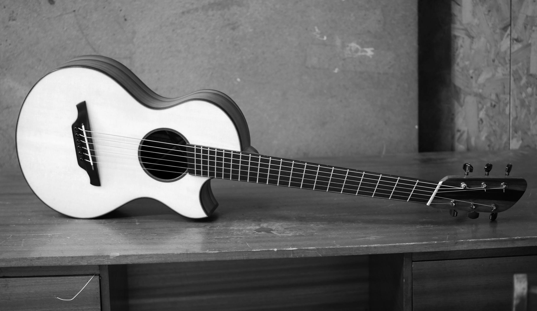 parlour guitar, custom guitar