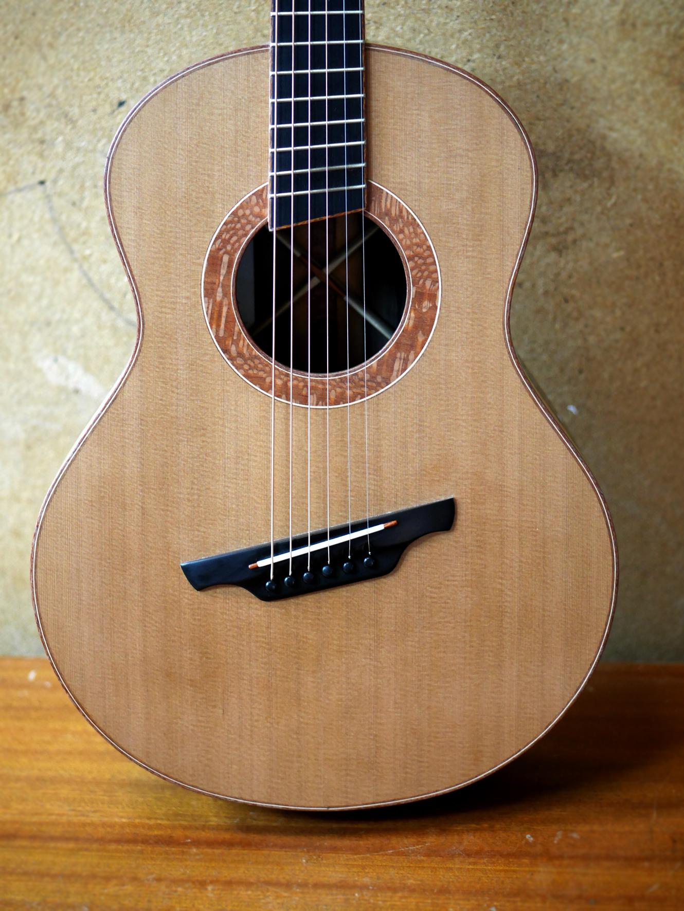 cedar, fanfret, concert, guitar