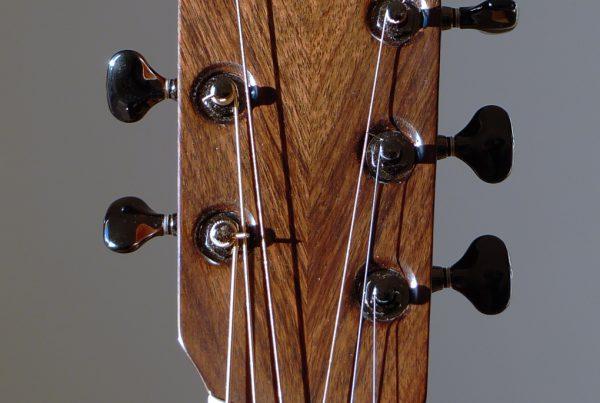headstock, gotoh 510, montgomery guitars