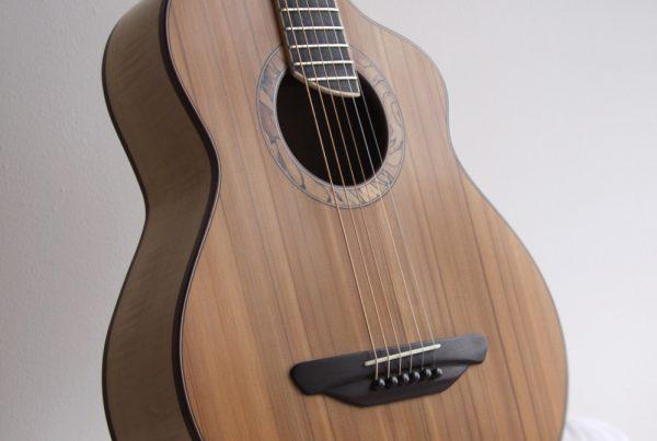 Concert, 12 fret, cedar, acoustic guitar