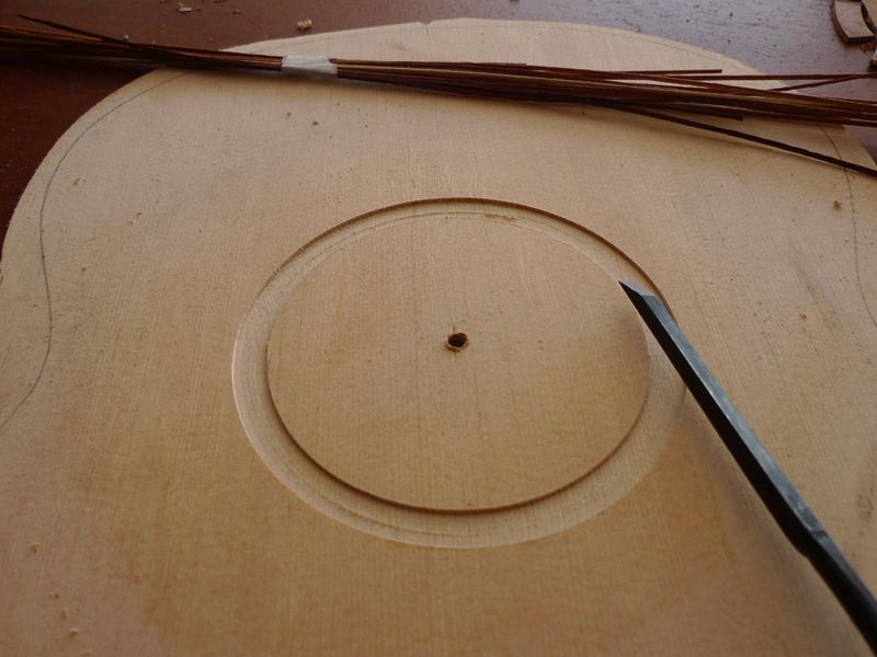 inlay, Montgomery Guitars