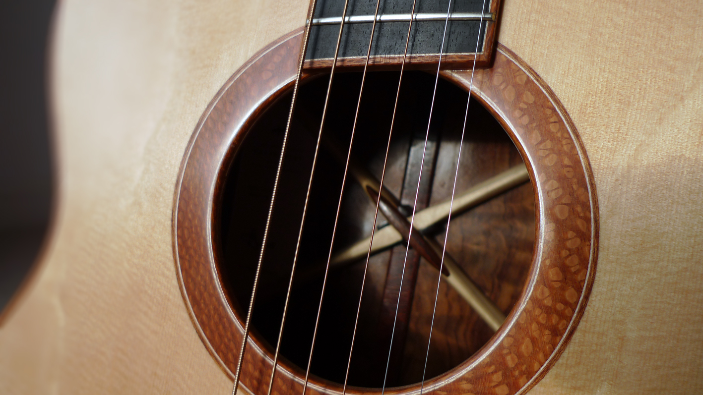 montgomery guitars, soundhole