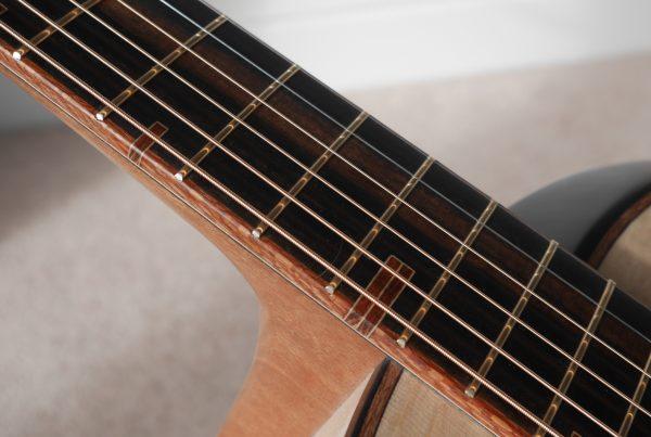 fret markers, acosutic guitar, handmade, custom, inlay, montgomery guitars, northern ireland, carrickfergus